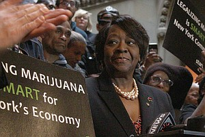 N.Y. Lawmakers Legalize Pot, Hoping To Avoid Racial Pitfalls Of Decriminaliza...