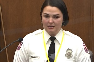 Firefighter Testifies: 'I Was Desperate To Help ... And This Human Was Denied...