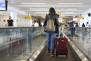 CDC Says Travel Is Safe For Fully Vaccinated People, But Opposes Nonessential...
