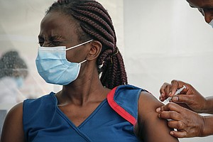 African Immigrant Health Groups Battle Trans-Atlantic Tide Of Vaccine Disinfo...