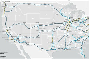 As Biden Pushes Major Rail Investments, Amtrak's 2035 Map Has People Talking