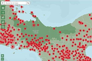 How One Man – And A Creative Map – Made A Difference In Panama's COVID-19 Crisis