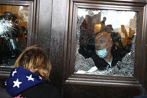 Ahead Of Hearing, Capitol Police Says It Needs Help To Address Insurrection F...