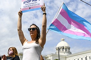 Republicans And Democrats Largely Oppose Transgender Sports Legislation, Poll...
