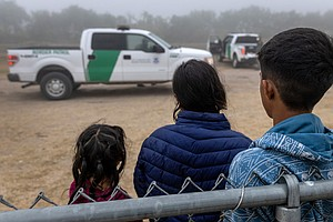 Fewer Migrant Children Held In Border Detention Facilities, But Challenges Re...