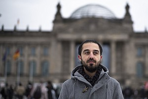 Germany Grapples With Racism After Threats Derail Refugee's Candidacy For Par...