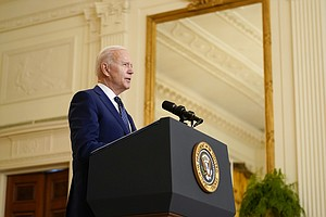 Biden's 1st 100 Days: A Look By The Numbers
