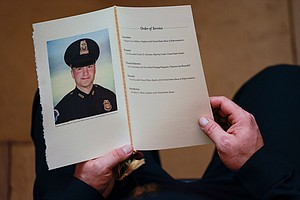 Capitol Police Officer Brian Sicknick Died Of Natural Causes, Medical Examine...