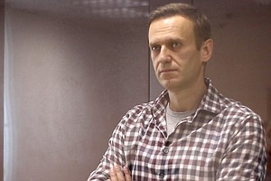 Navalny Moved To Infirmary In Russian Prison After Doctor Warns He Could Die ...