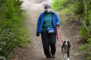 Masks Remain Extremely Effective Indoors, But Are They Necessary Outside?