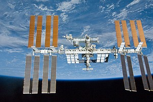 International Space Station Is About To Get Crowded, And It's Running Out Of ...