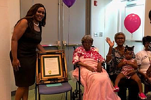 Hester Ford, Oldest Living American, Dies At 115 (Or 116)