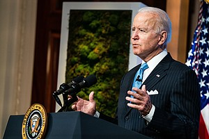 Biden To Establish $15-An-Hour Minimum Wage For Federal Contractors