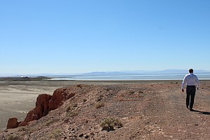 California's 'White Gold' Rush: Lithium In Demand Amid Surge In Electric Vehi...