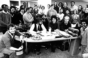 A Timeline Of NPR's First 50 Years