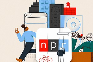 Fifty And Forward, An Anniversary Celebration Of NPR