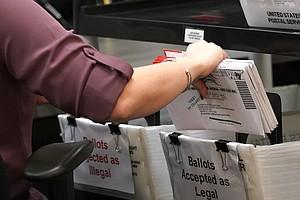 Florida Legislature OKs Bill That Limits Voting By Mail, Ballot Drop Boxes