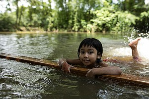 The U.N. Takes Aim At A 'Silent Epidemic' — Drowning