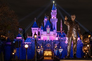 Return For Mickey, Stay For The Churros: Disneyland Reopens After 13 Months