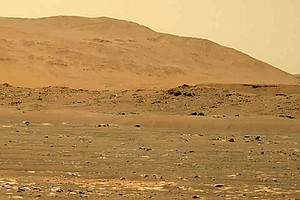 NASA Makes New Plans For Ingenuity Helicopter On Mars