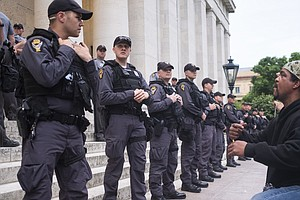 Judge Says Columbus Police Ran 'Amok' Against Protesters; Restricts Use Of Force