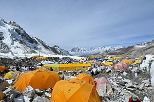 COVID-19 Reaches Mount Everest As Nepal Struggles With Record Infections