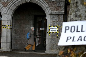 Scotland Goes To Polls In Crucial Election That Could Trigger New Independenc...