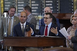 After All-Night Session, Texas House Approves GOP-Backed Voting Restrictions ...