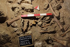 'Extraordinary Discovery': Archaeologists Find Neanderthal Remains In Cave Ne...