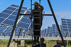 Renewable Energy Capacity Jumped 45% Worldwide In 2020; IEA Sees 'New Normal'