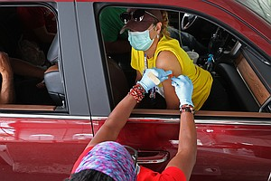 Uber And Lyft Will Give Free Rides To COVID-19 Vaccination Spots, White House...