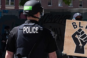 With 12 New Laws, Washington State Joins Movement To Overhaul Policing