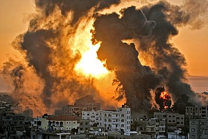 Timeline: Israel-Hamas Fighting Takes A Dire Toll With No End In Sight