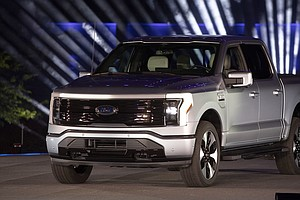 Ford Says Electric F-150 Will Start Under $40,000. It Can Also Power Your Home
