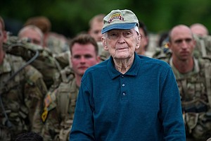 He Risked His Life For His Platoon In Korea. At 94, He Will Get A Medal Of Honor