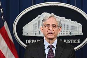 DOJ Moves To Block Full Memo On Trump Obstruction Decision From Release