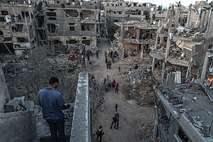 Quiet Holds For 2nd Day In Israel And Gaza As Focus Turns To Rebuilding