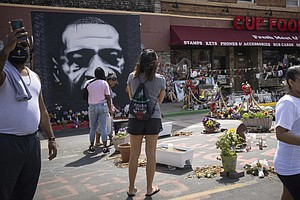 Events Planned Across Minneapolis To Mark The Anniversary Of George Floyd's M...