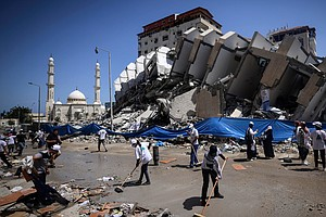 For Americans With Family In Israel And Gaza, The Conflict Hit Home — And Sti...