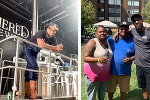 'Black Is Beautiful' Beer By Black Brewer Helps Pour Money Into Social Justic...