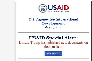 What We Know About The Apparent Russian Hack Exploiting A U.S. Aid Agency
