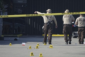 Police: 2 Dead, Over 20 Injured In Banquet Hall Shooting In Florida
