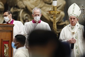 The Pope Is Toughening Church Laws On Sex Abuse, Fraud And The Ordination Of ...