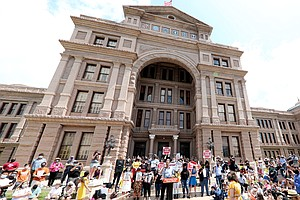 Here Are The Texas GOP's Reasons For Voting Restrictions — And Why Critics Di...