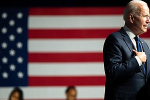 Biden Says He Will Ramp Up Push To Expand Voting Rights, And Puts Harris In C...