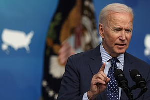 Biden And Sen. Capito Try Again To Bridge Their Infrastructure Divide