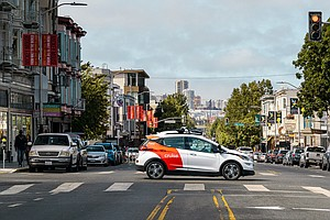 California Approves A Pilot Program For Driverless Rides