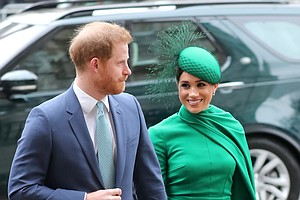 Why Meghan And Harry Named Their Daughter Lilibet Diana