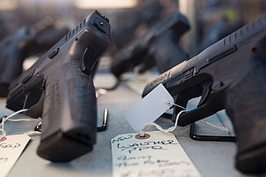 States Get A Blueprint From The Justice Department For 'Red Flag' Gun-Removal...