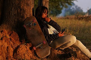Skateboarding Gives Freedom To Rural Indian Teen In Netflix Film — And In Rea...